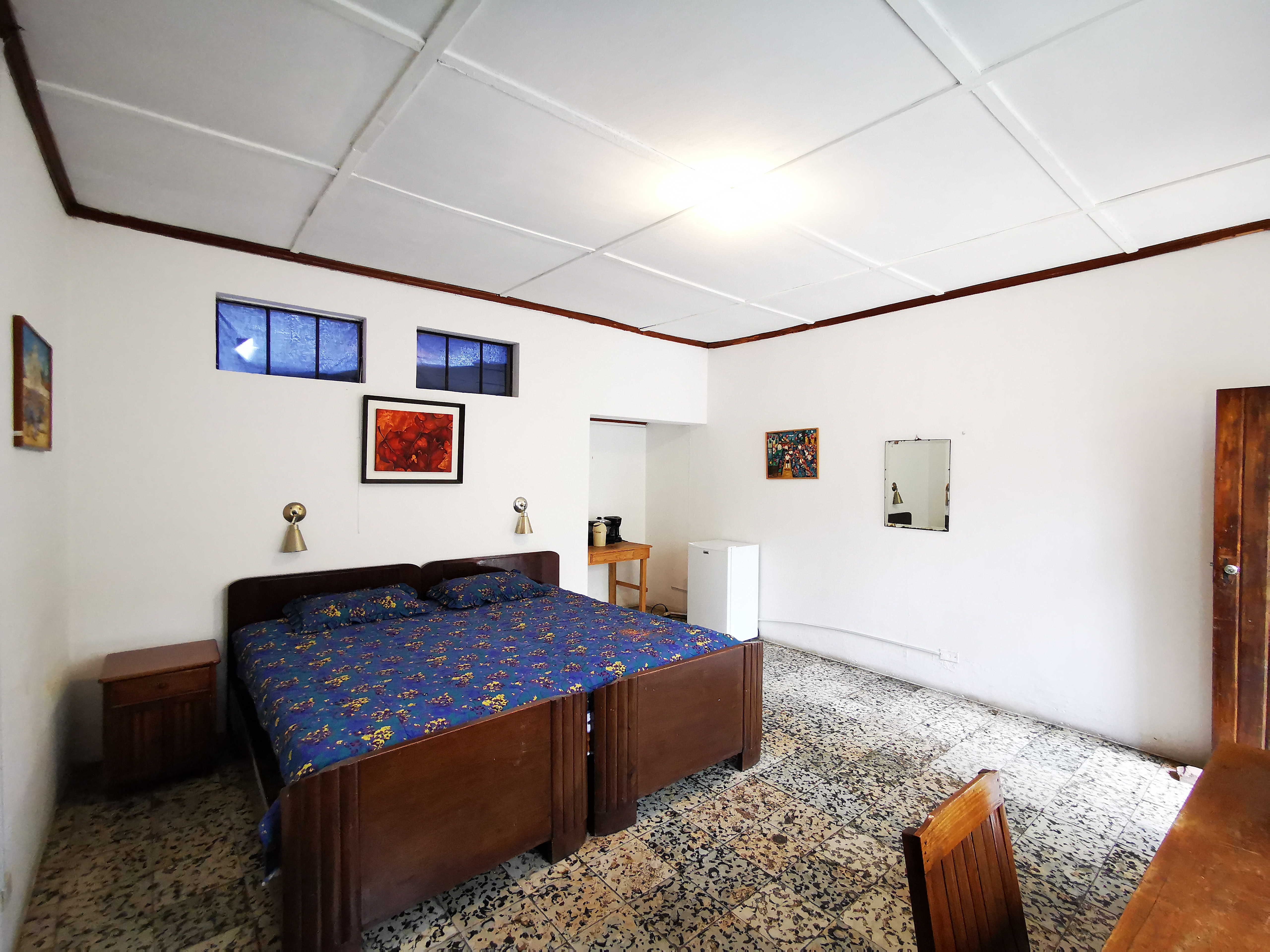 Centrico apartamento en renta a solo 2 cuadras de el parque central.