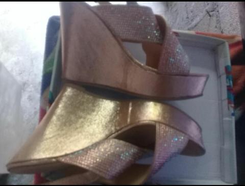 Hermosos zapatos para dama