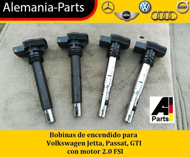 Bobina Volkswagen Jetta, GTI, Passat 2.0 FSI