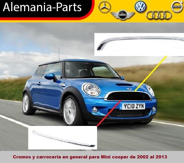 Cromos delanteros para Mini cooper R56 2007 al 2013