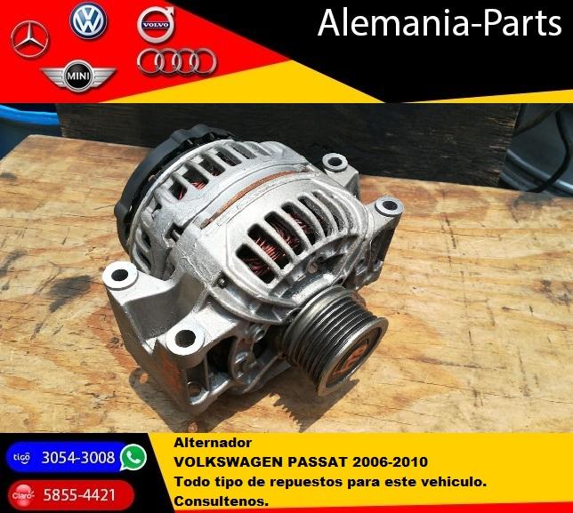 Alternador para Volkswagen Passat MK5
