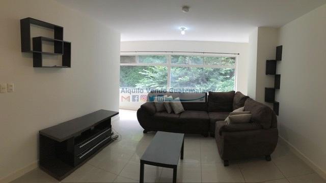Apartamento Amoblado en Alquiler Zona 13, 3 Habitaciones, 112 m2, Q5,500