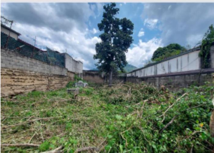 Terreno en Venta en el Casco de Antigua Guatemala
