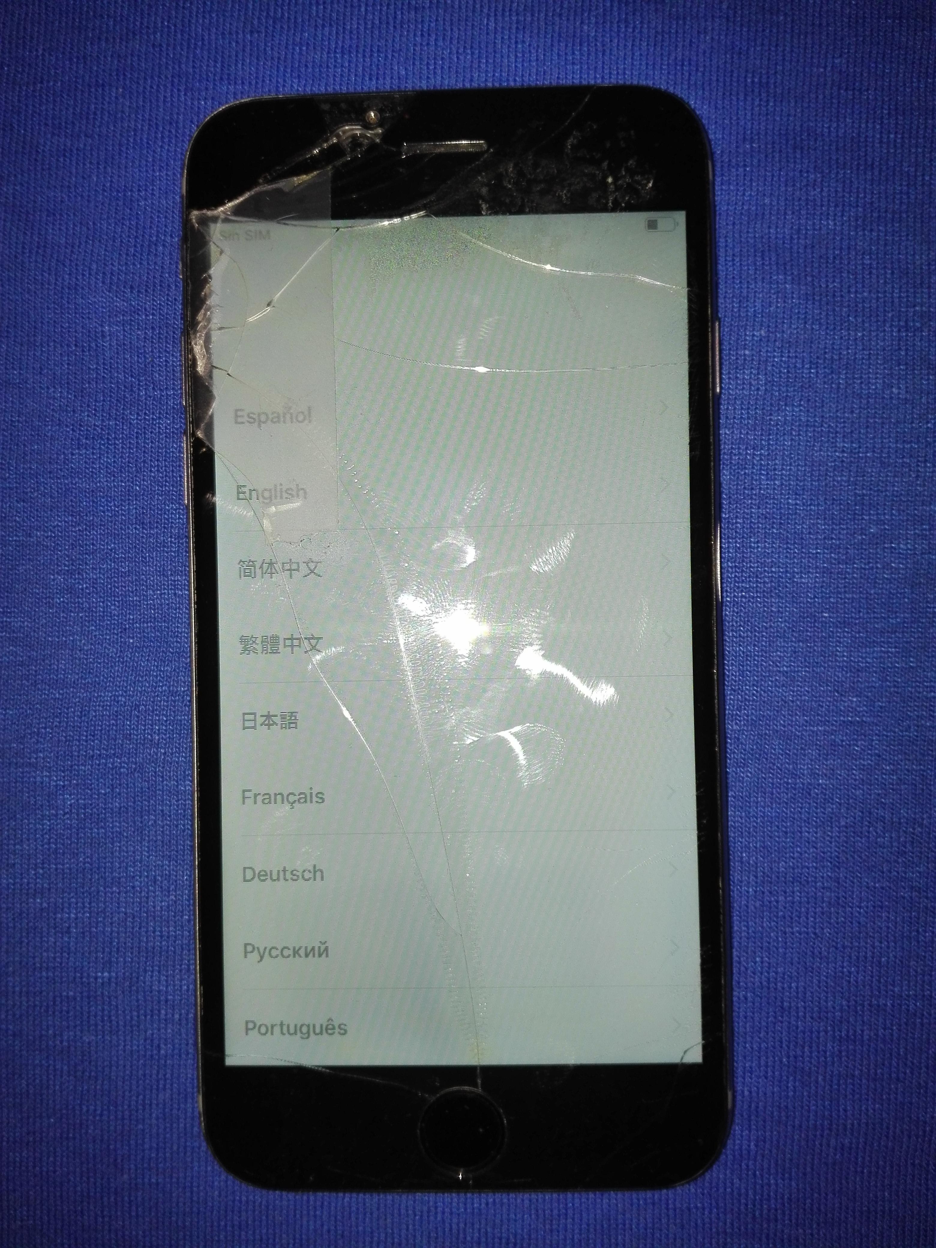 Vendo iPhone 6 repuesto