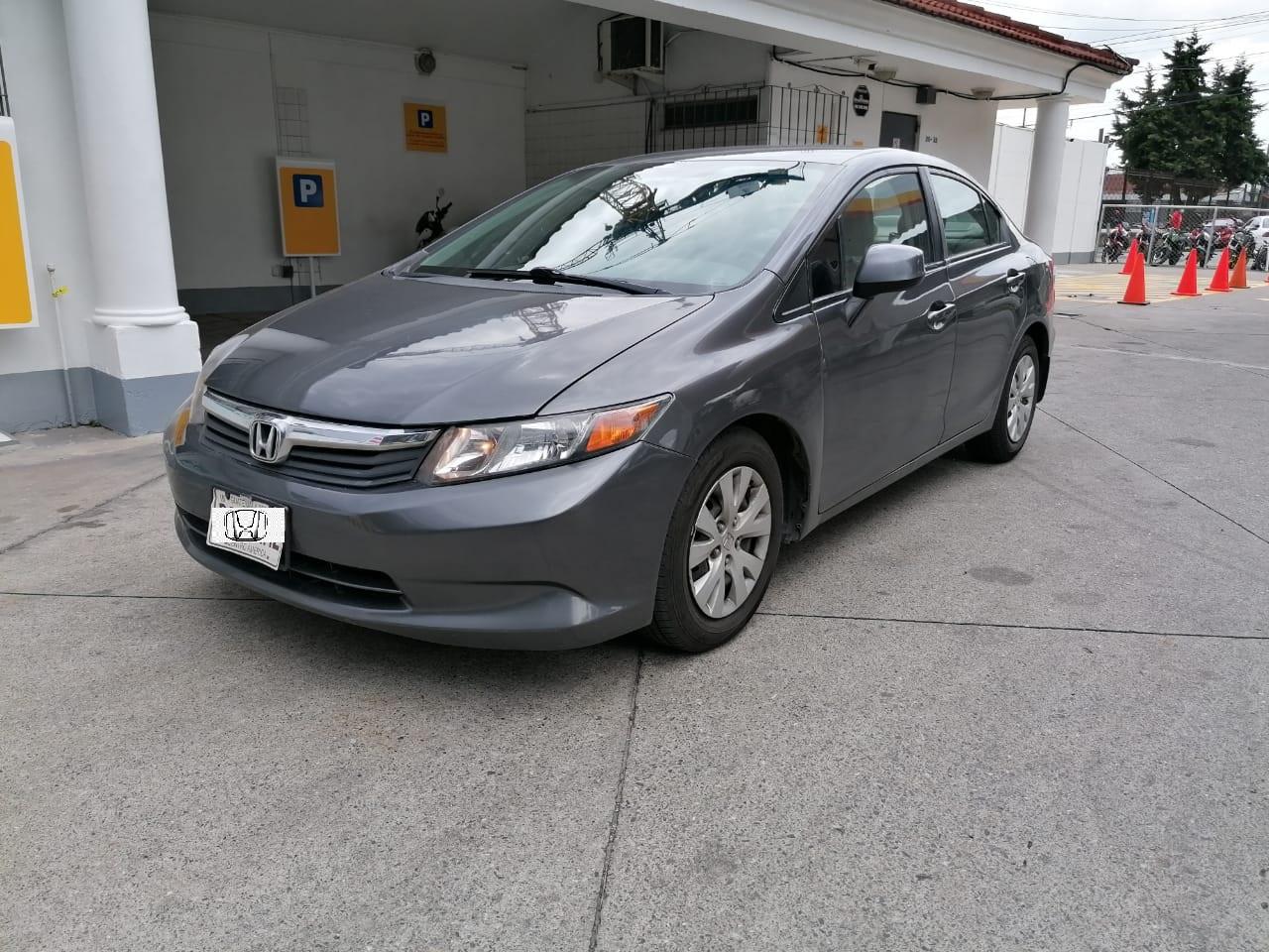 HONDA CIVIC LX 2012 en venta