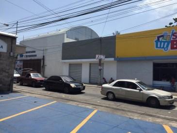 Bodega  Ideal para    negocio en el centro de  Escuintla  Avenida  Centro America