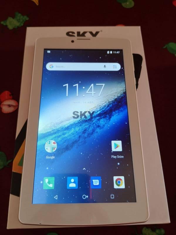 Vendo tablets nuevas marca SKY