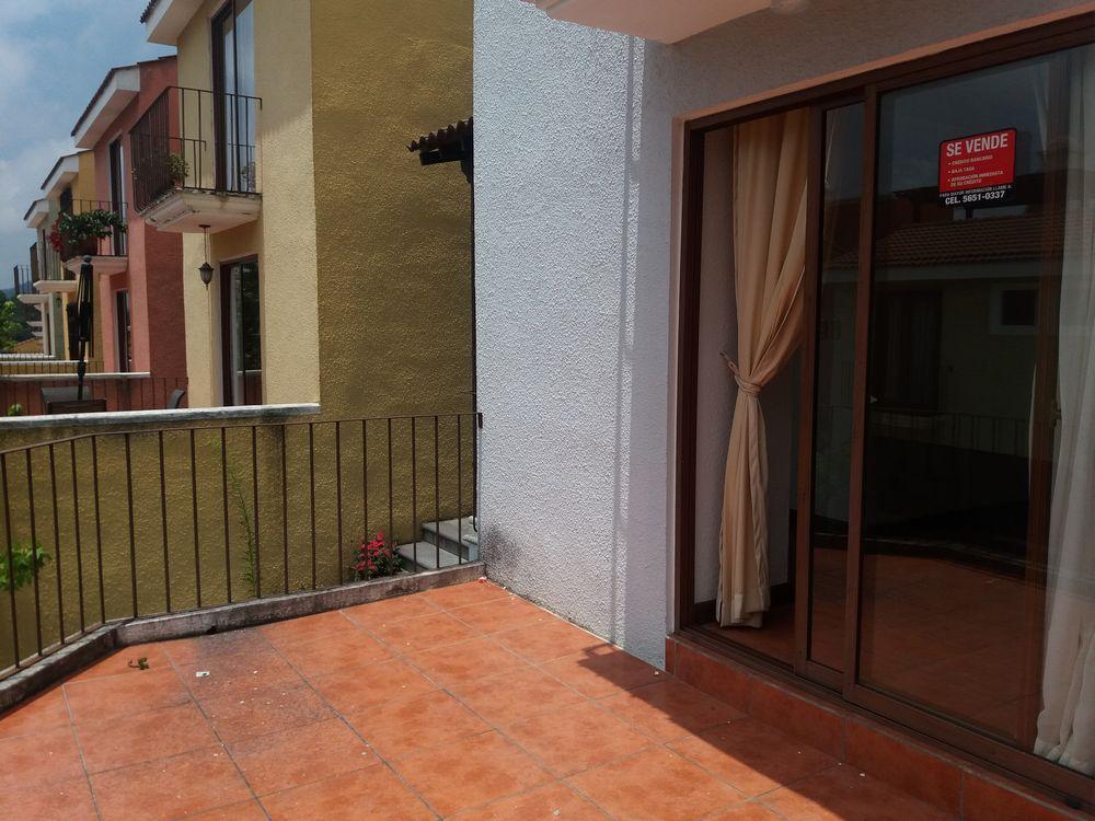 CityMax Antigua renta casa en residencial de San Lucas Sac.