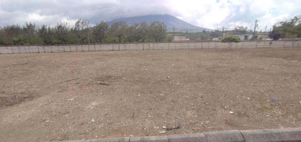CityMax Antigua vende terreno residencial en San Miguel Dueñas