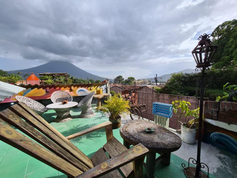 CityMax Antigua renta apartamento amueblado en el centro de Antigua