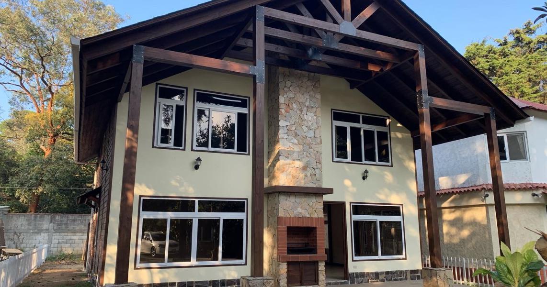 CityMax Antigua vende casa estilo canadiense en San Lucas Sacatepéquez