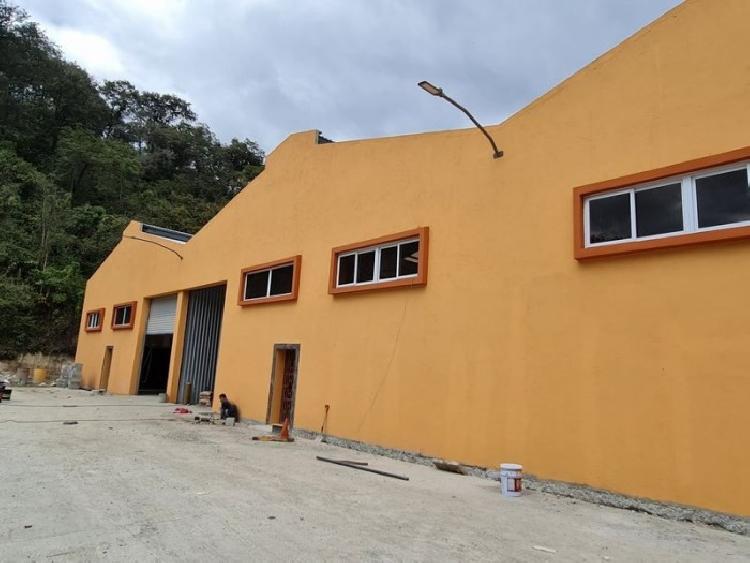 Ofibodega en Renta en Zona 6 Guatemal a