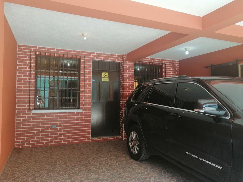 Apartamento en Renta en Ciudad Satélite Zona 9 Mixco