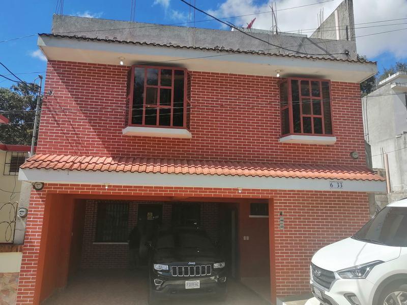 cityMax Mix Vende Casa con 2 Apartamento en Zona 1 de Mixco