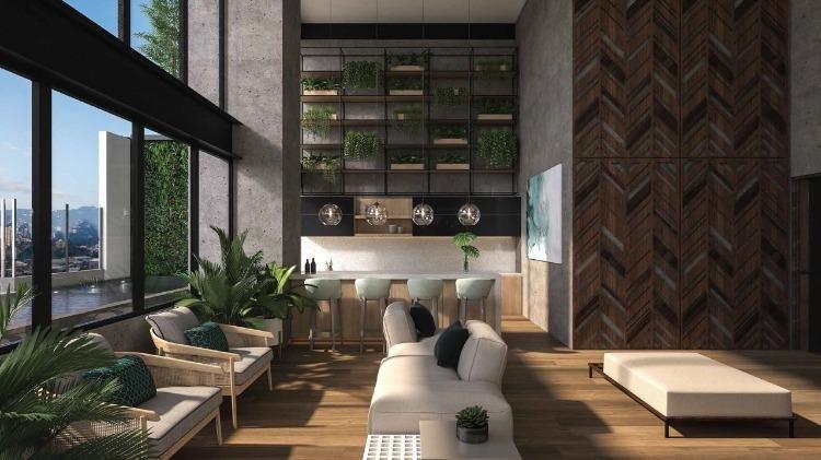 Apartamento en construcción en zona 10 Guatemala