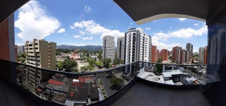 Apartamento de lujo en venta en zona 14 Guatemala