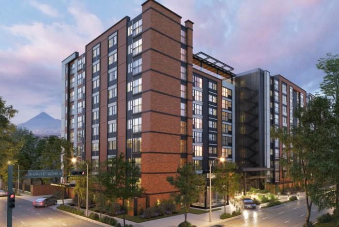 AnteriorSiguiente Venta de Apartamento en planos en zona 9