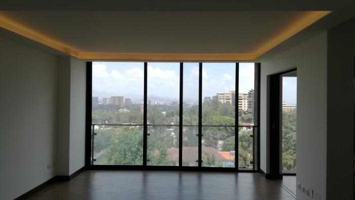 Apartamento moderno en renta en zona 15 Guatemala