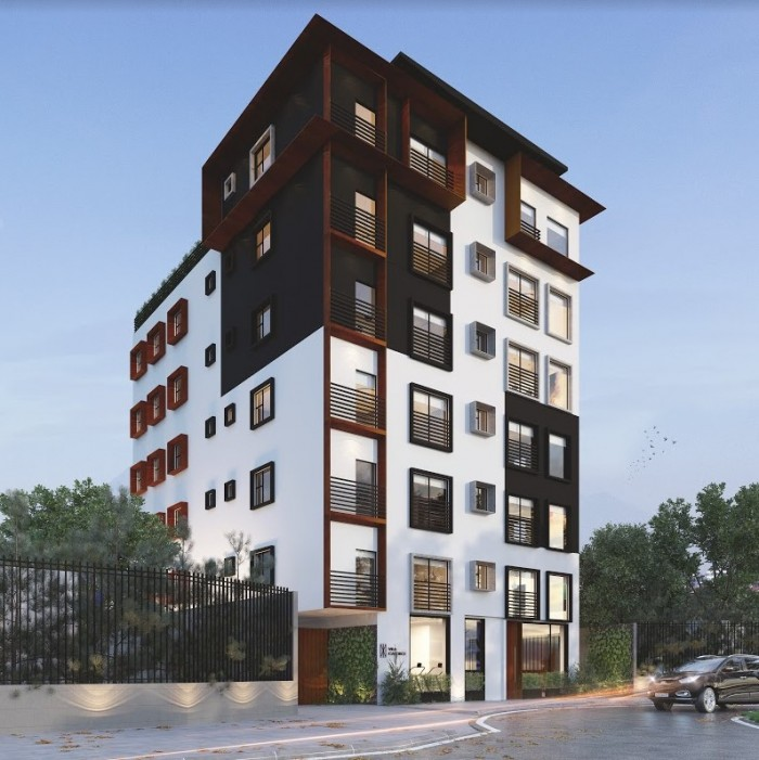 Apartamento en Pre-Venta en Zona 14 Guatemala