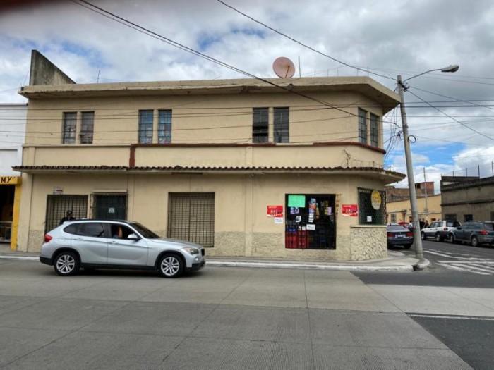 Edificio Comercial en Venta en zona 6 Guatemala