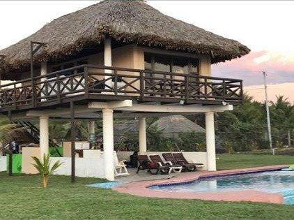 Casa de Playa en Venta Hawaii Chiquimulilla Santa Rosa