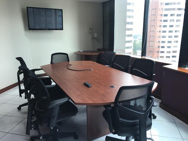 Oficina en venta en Europlaza zona 14 Guatemala