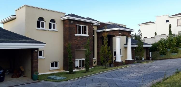 Residencia en venta en Sausalito Fraijanes Guatemala