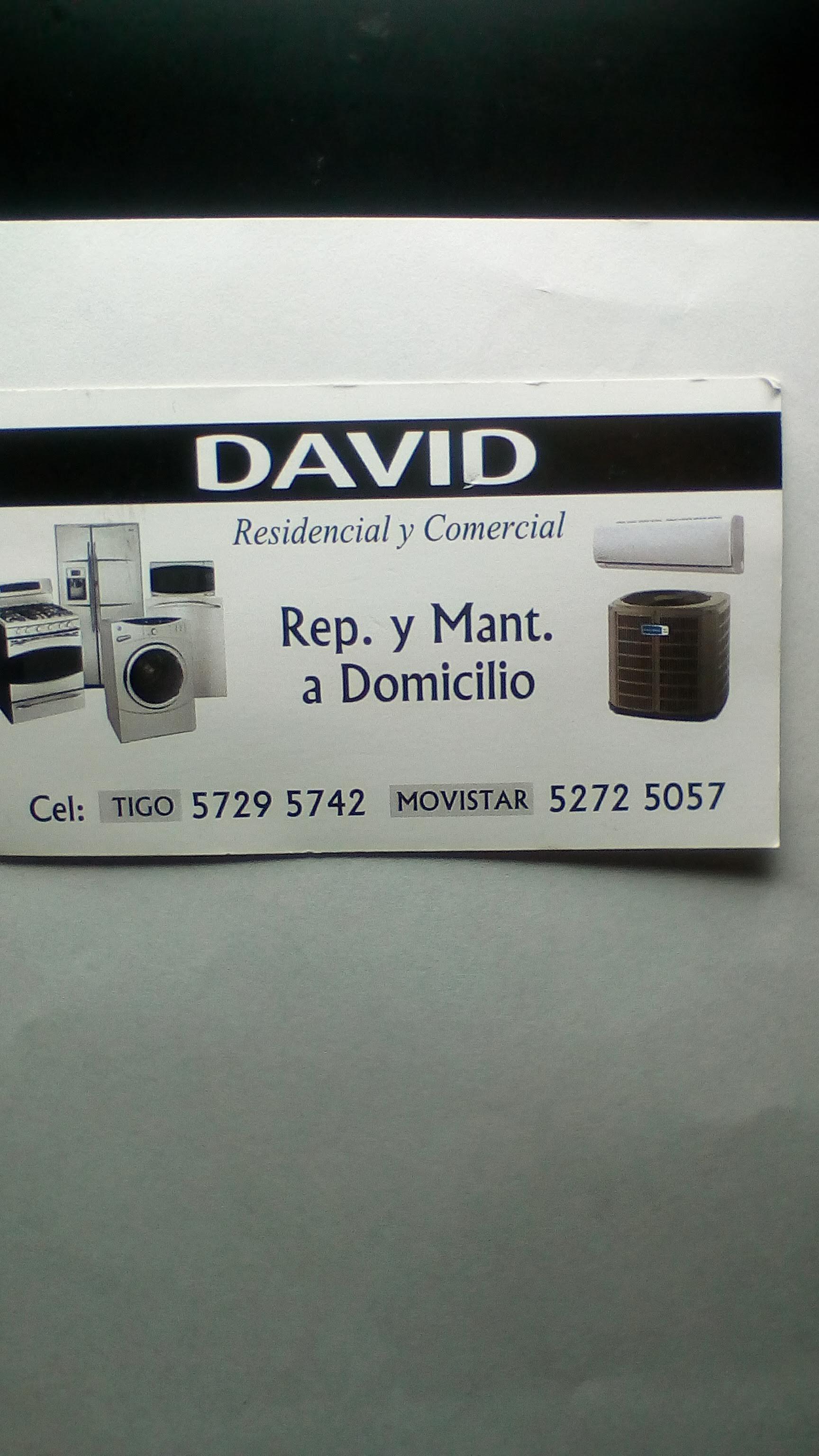 DAVID'S Refrigeracion y Aire Acondicionado,