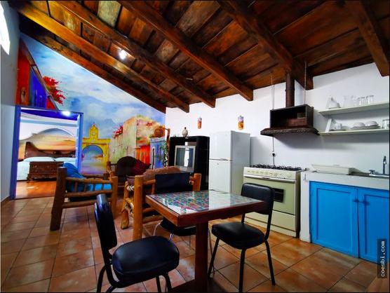 Rento precioso apartamento en el centro de Antigua Guatemala!