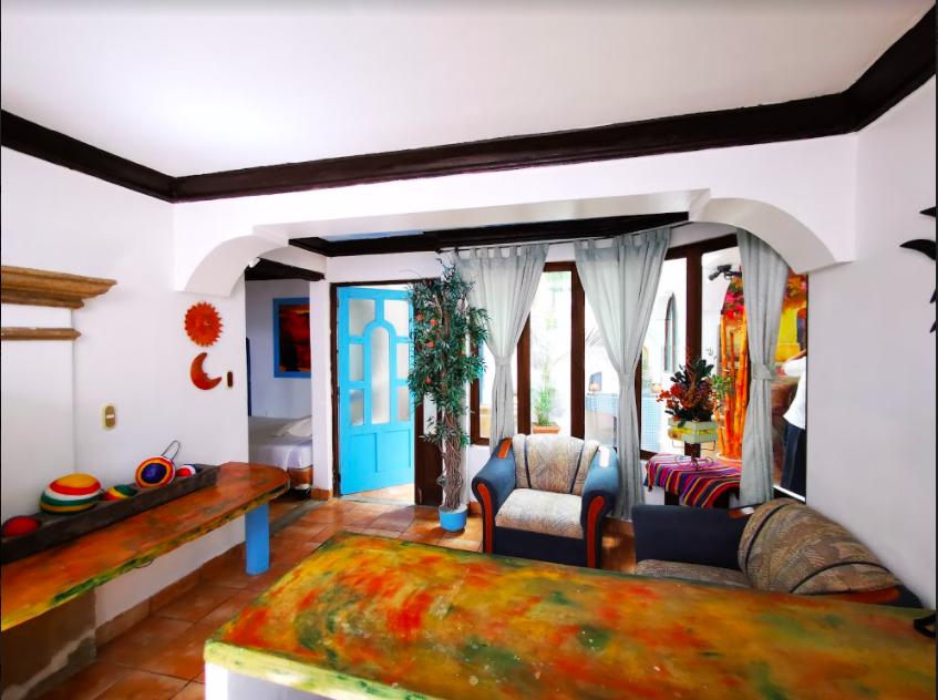 Apartamento exclusivo con excelente decoración en Antigua Guatemala