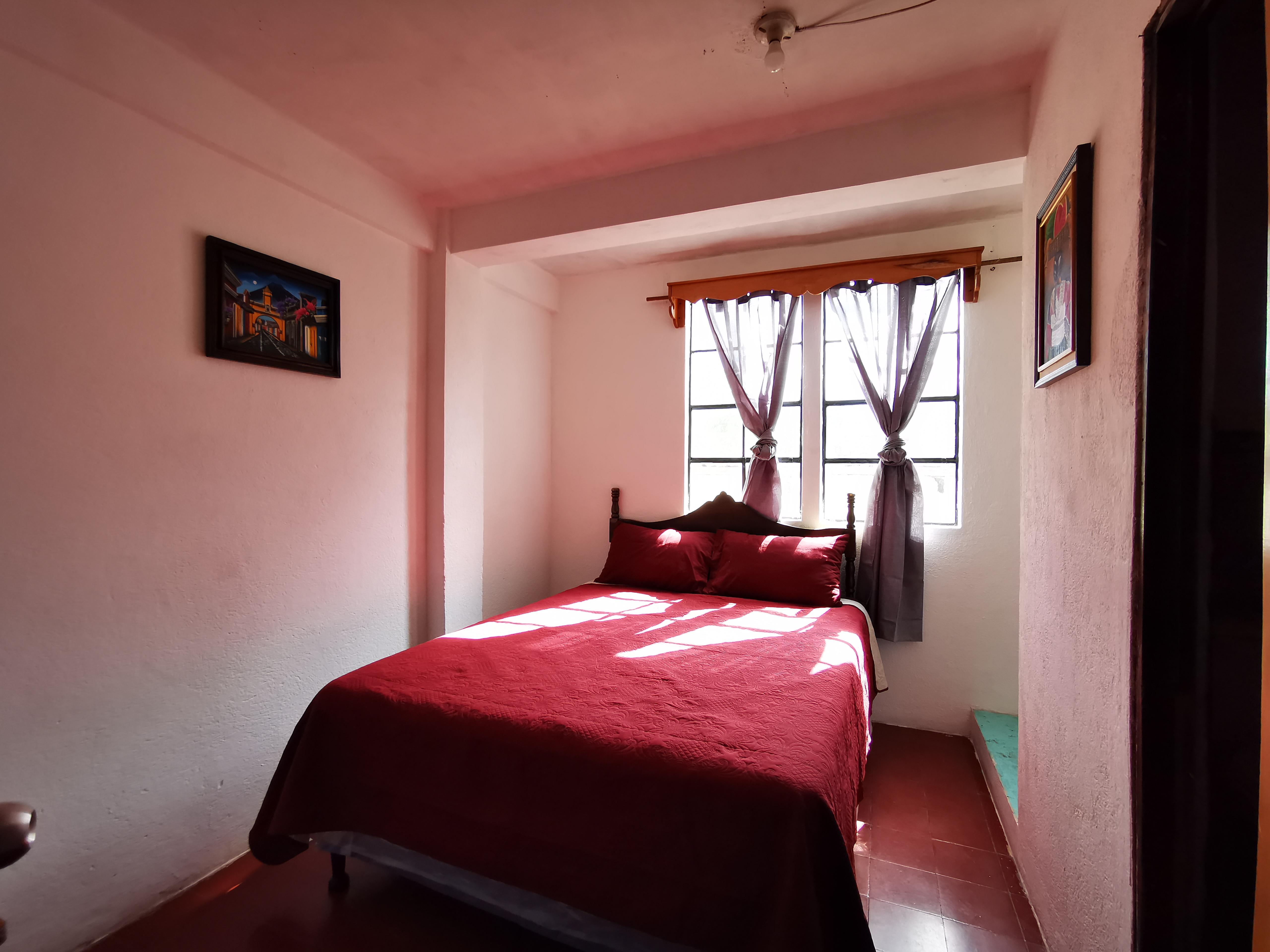 Habiatciones centricas en Antigua Guatemala