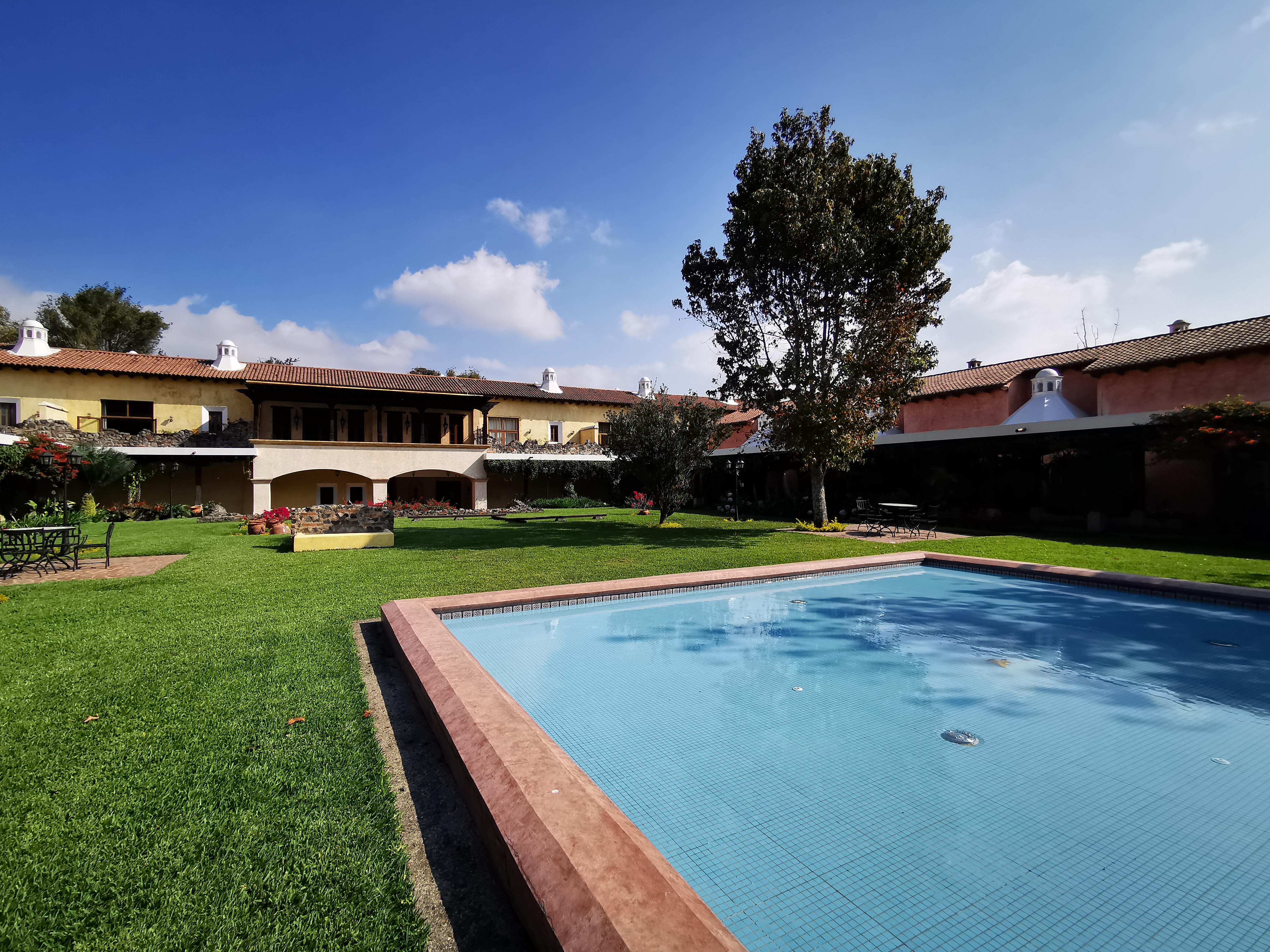 Alquilo o vendo preciosa casa dentro de exclusivo residencial en el centro Antigua