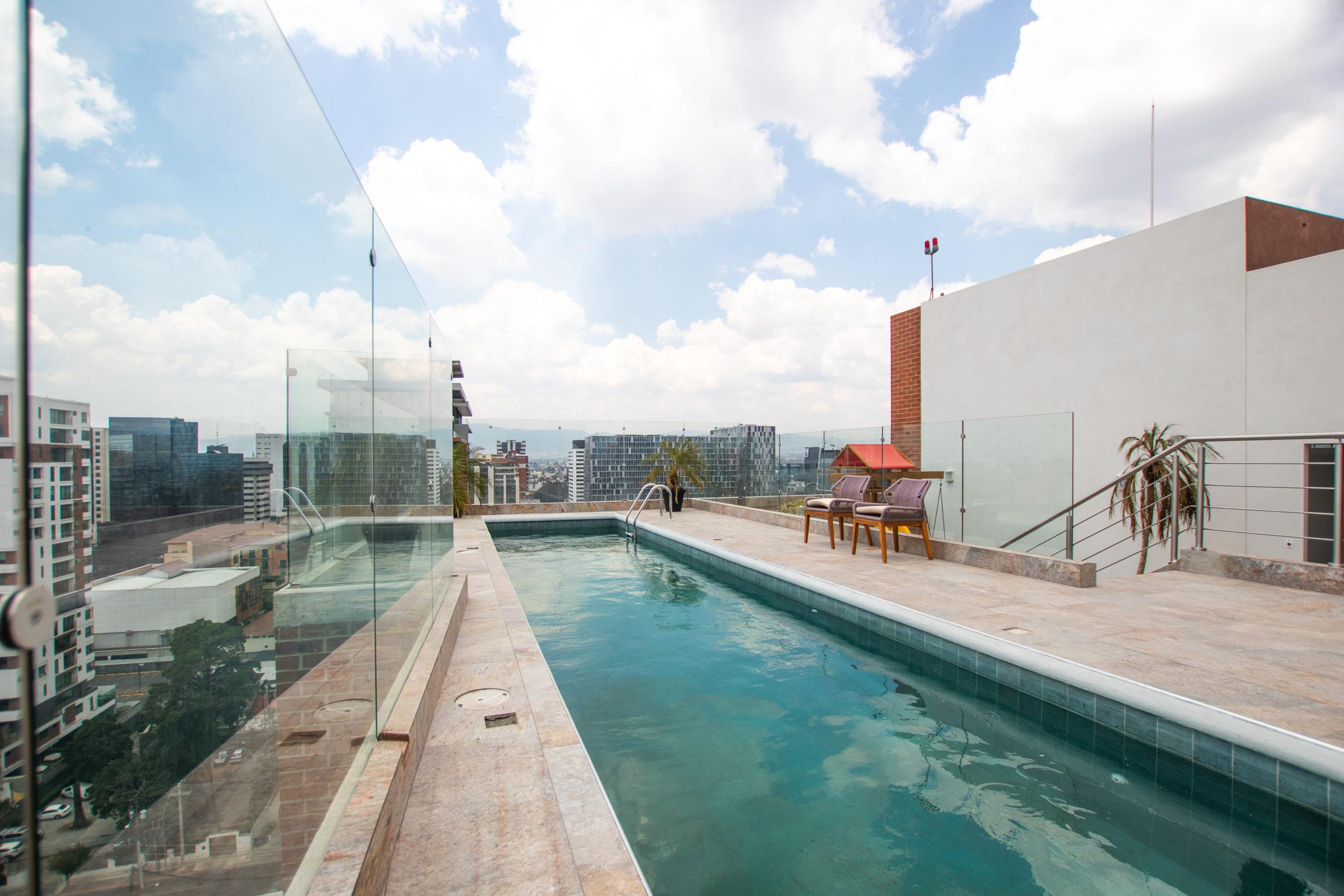 Exclusivos apartamentos de 2 o 3 habitaciones en el corazón de la zona 10 Guatemala