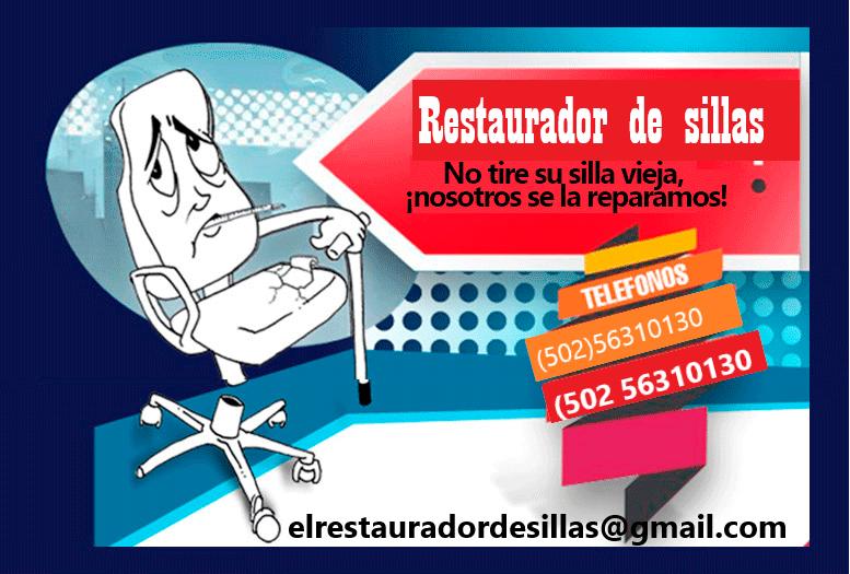 REPARACION DE SILLAS Y MUEBLES DE OFICINA