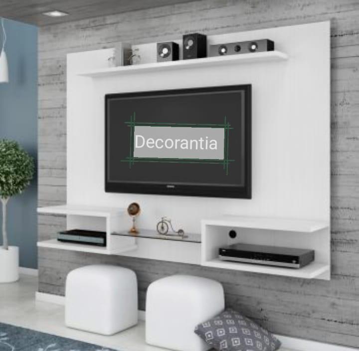 Centros de entretenimiento y paneles para TV