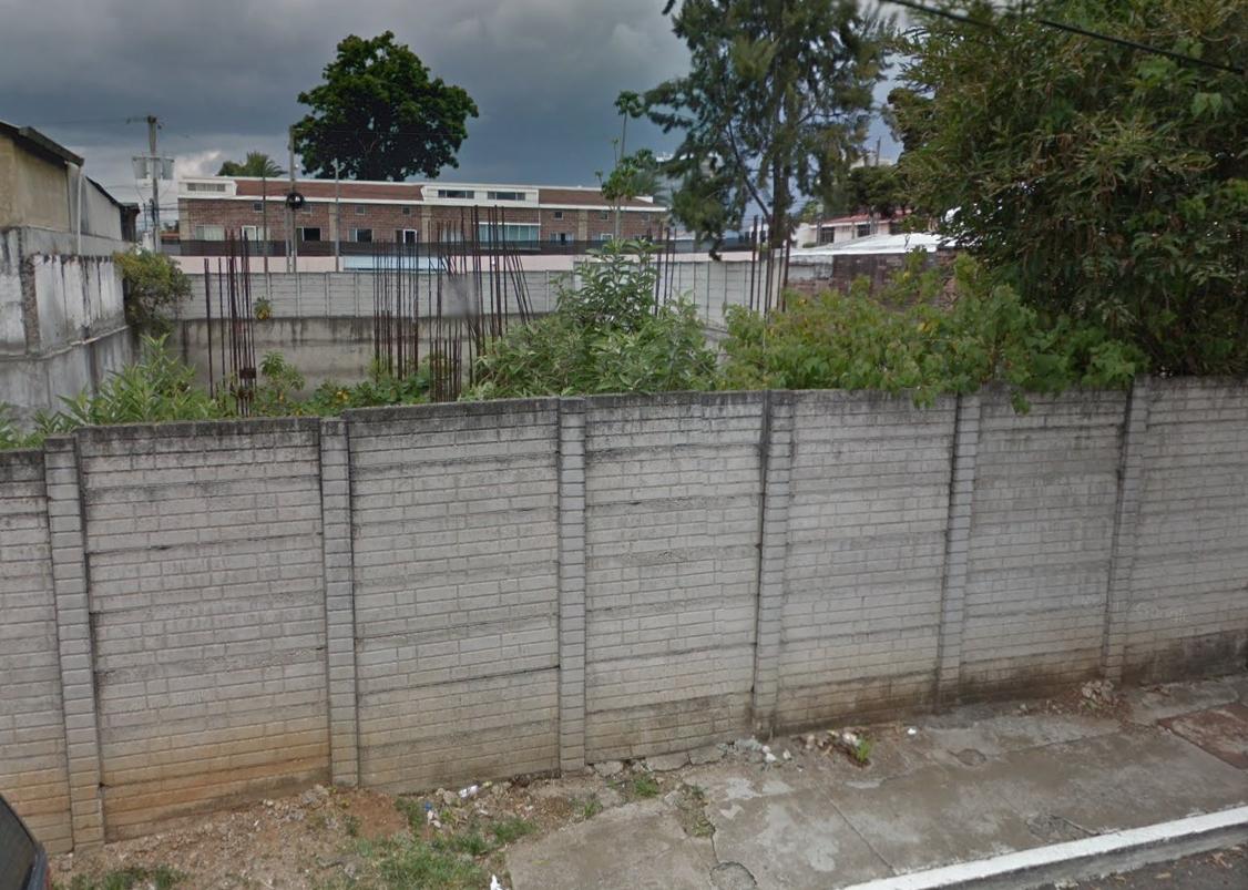 VENTA Terreno uso comercial o residencial en Zona 10