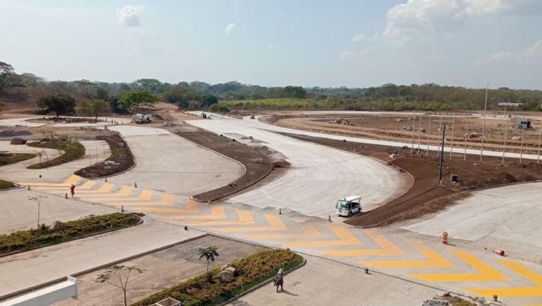 VENTA de terrena en Parque Industrial CA9 Escuintla