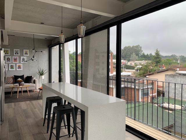 Moderno Apartamento en Venta Zona 15 Vista Hermosa 3