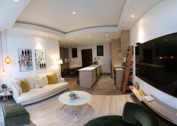 Apartamento amueblado en venta zona 16 Cayala