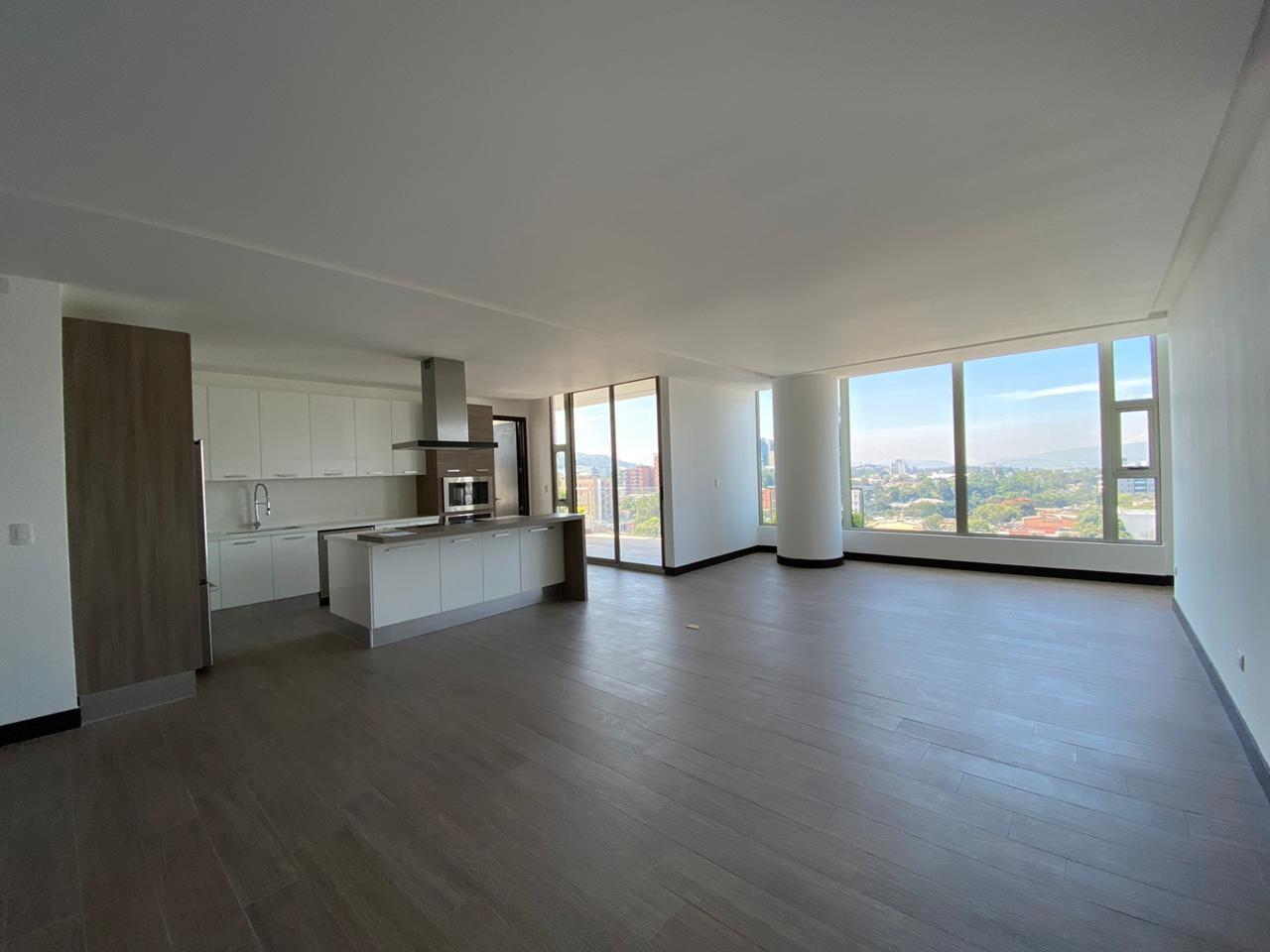 Apartamento en venta Vista Hermosa zona 15 Guatemala