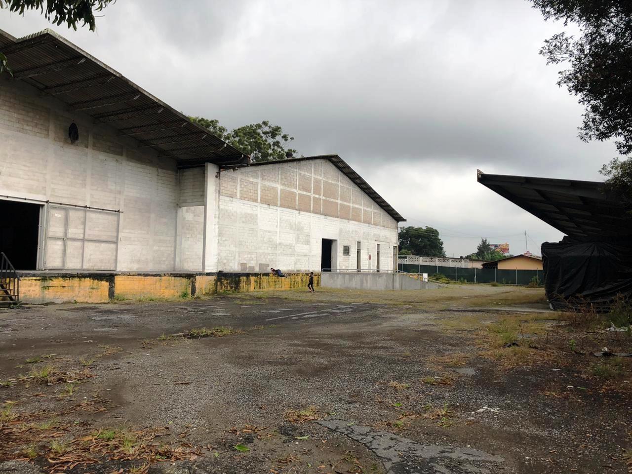 Nave Industrial en venta en zona 11 Guatemala