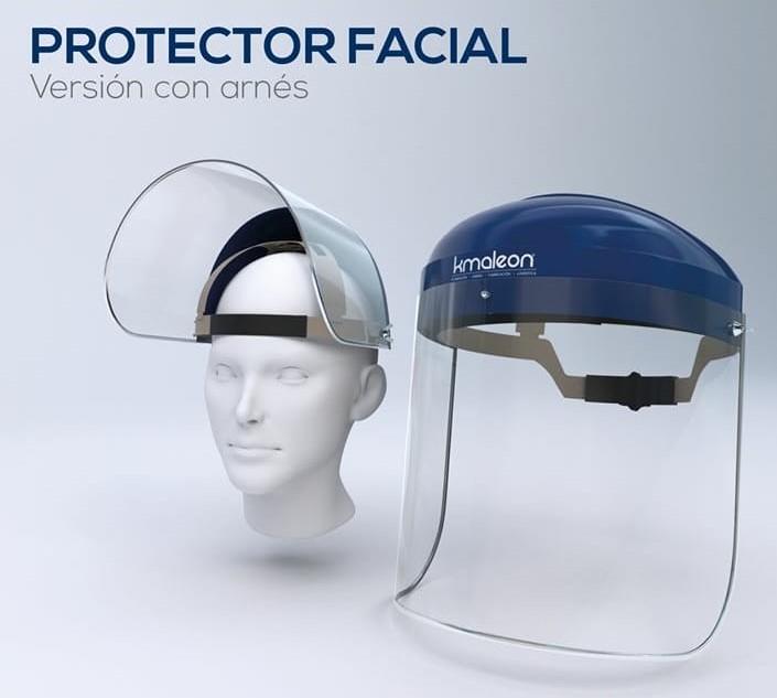 Super Combo de Protector + KN95