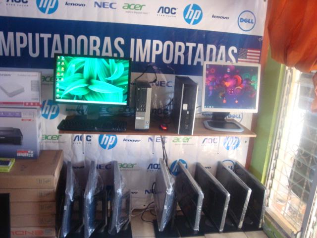 VARIEDAD DE COMPUTADORAS OFERTDAS EN MARCA HP Y DELL CORE i5