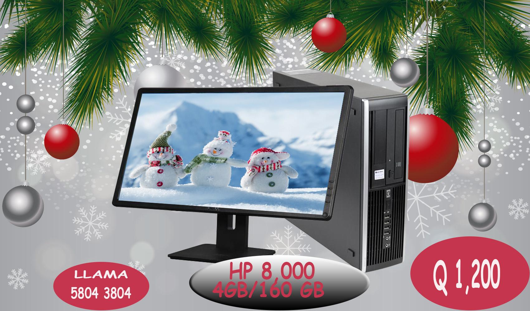 gran venta de computadoras HP CORE 2DUO DDR3