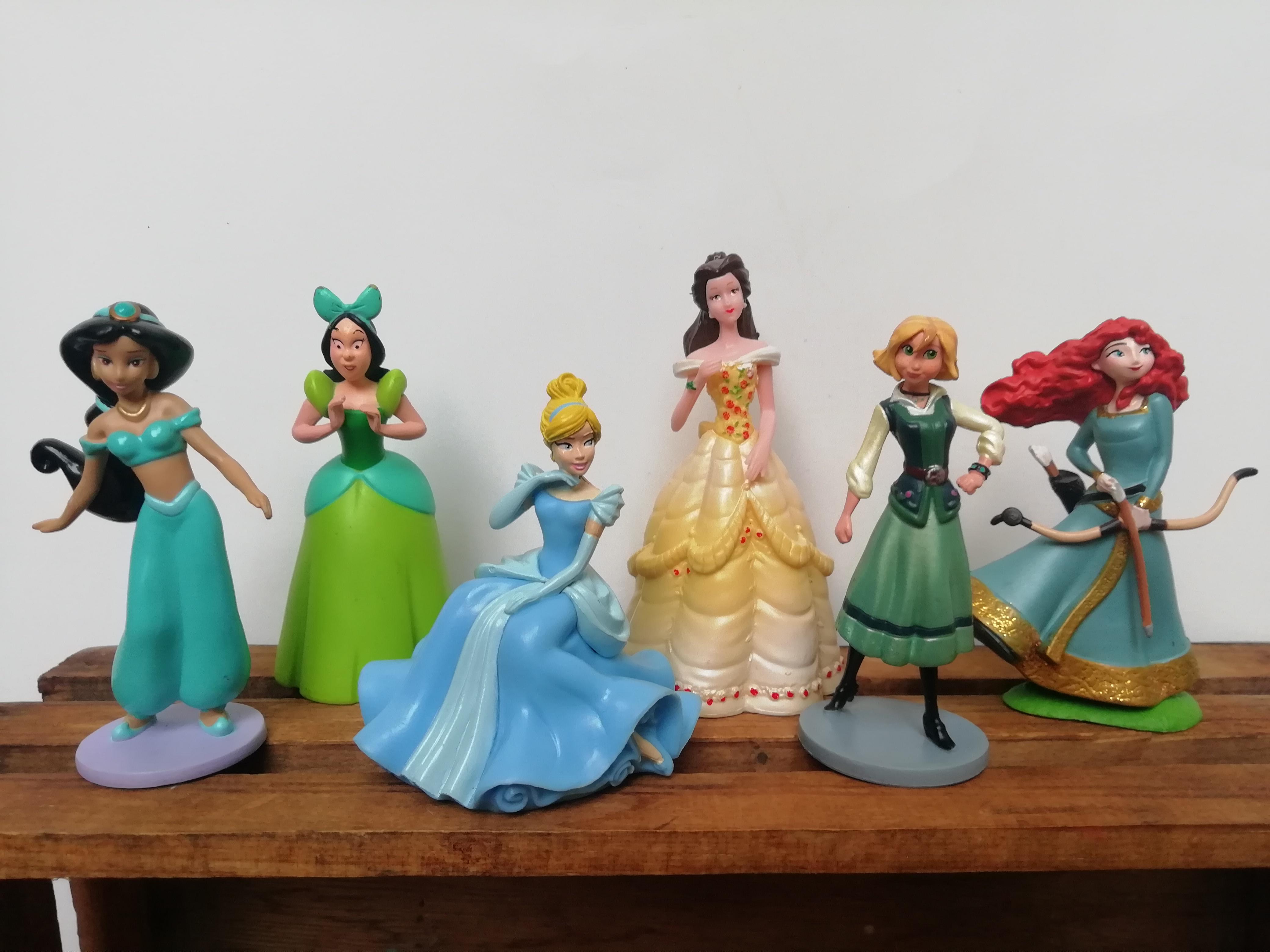 Figuras de Colección Disney.