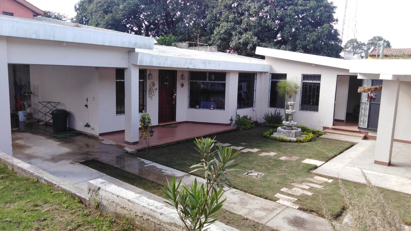 CityMax Antigua Casa venta-renta sobre carretera Santa Lucia MA