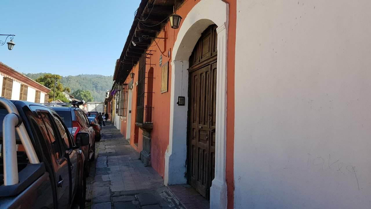 Vendo Propiedad  en Antigua Dentro del Casco