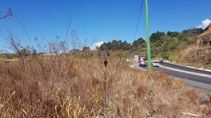 Terreno en venta sobre ruta Al Salvador de 2MZ