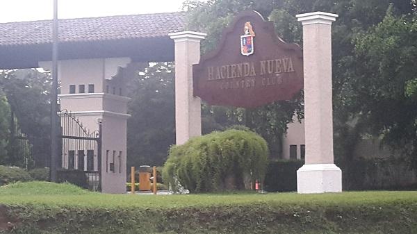 VENDO TERRENO HACIENDA NUEVA COUNTRY CLUB