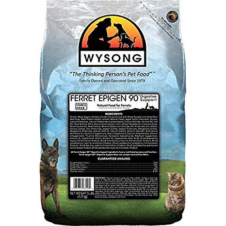 Concentrado para Hurón Wysong Ferret Epigen 90
